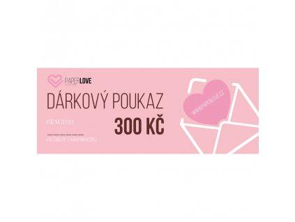 darkovypoukaz300