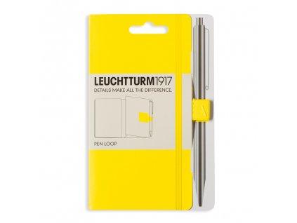 Poutko na pero Leuchtturm1917 Lemon
