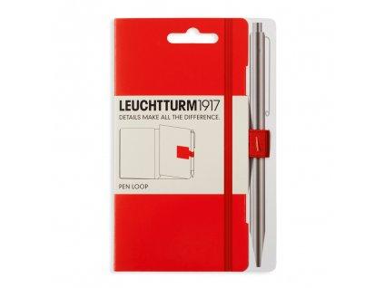 Poutko na pero Leuchtturm1917 Red