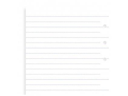Linkované papíry - náplň Filofax Clipbook
