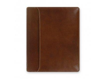 diar filofax lockwood zip a5 cognac paperlove