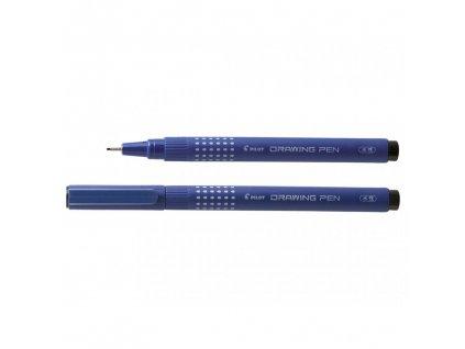 technicke pero pilot drawing pen cerna ruzne velikosti