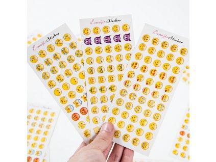 samolepky emoji 12 arsiku
