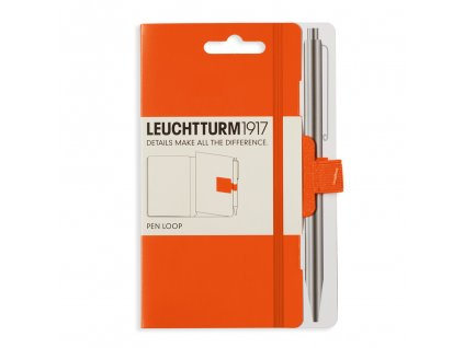 poutko na pero leuchtturm1917 orange