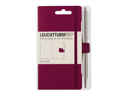 poutko na pero leuchtturm1917 port red