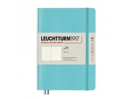 teckovany zapisnik leuchtturm1917 medium softcover aquamarine