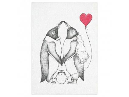 pohlednice ligarti tucnaci laska