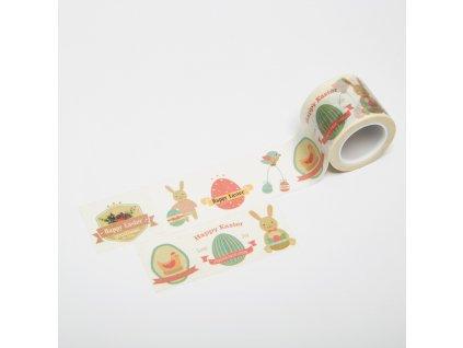 Washi páska - Happy Easter!
