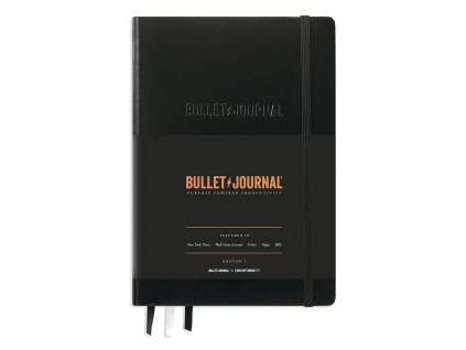 bullet journal leuchtturm1917 edition 2 medium a5 black