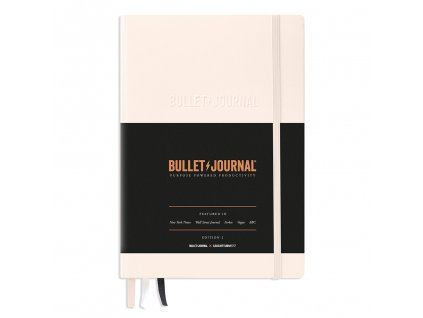 bullet journal leuchtturm1917 edition 2 medium a5 blush