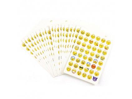 samolepky emoji paperlove