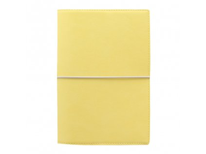 022608 Domino Soft Personal Organiser Lemon2