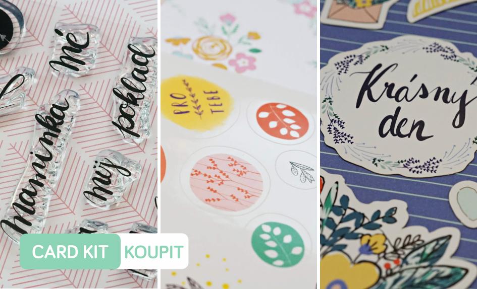 card kit papero amo duben květen 2019