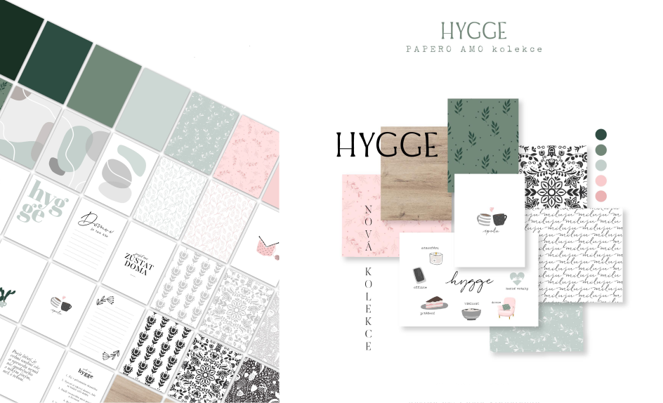 kolekce hygge