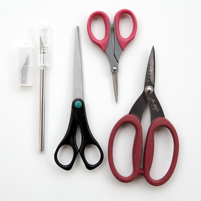 nůžky, řezačky
