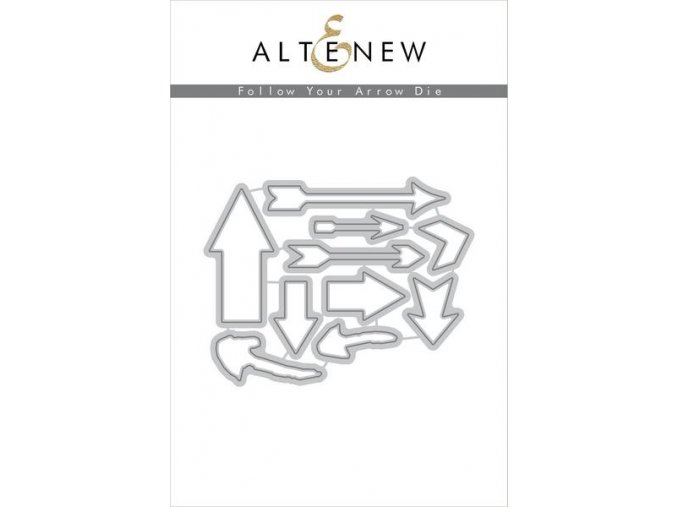 ALTENEW - Die Set - FOLLOW YOUR ARROW