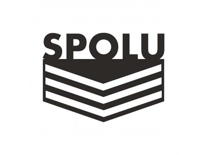 PAPERO AMO - silikonové razítko - ŠIPKA SPOLU
