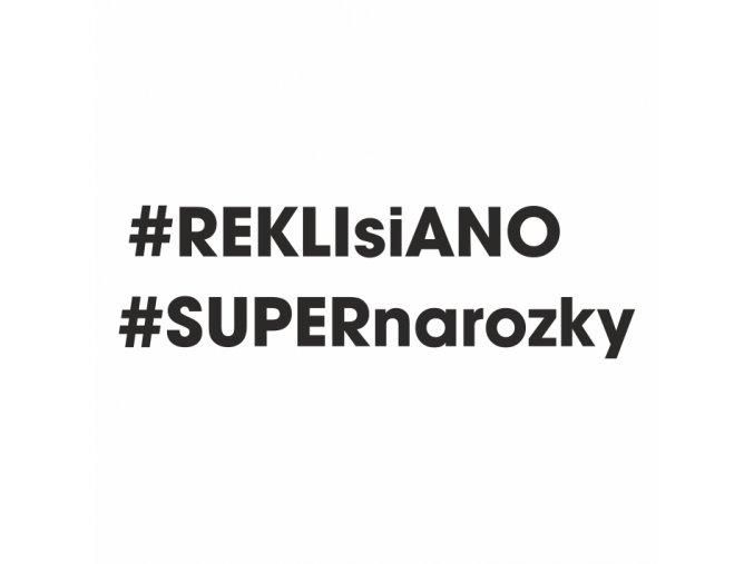 PAPERO AMO - silikonová razítka - #REKLIsiANO #SUPERnarozky