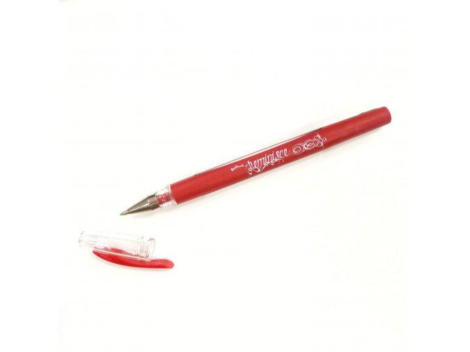 MARVY UCHIDA - Reminisce Gel Pen - RED