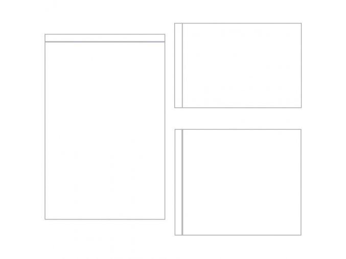 "SIMPLE STORIES - Sn@p! Photo Flips For 6""X8"" Binders - VARIERY"