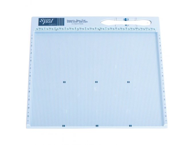 "SCOR-PAL - Measuring & Scoring Board 12""X12"" - IMPERIAL"