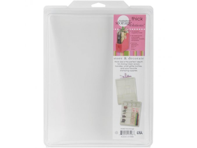 STAMPENDOUS - Stuftainers - THICK
