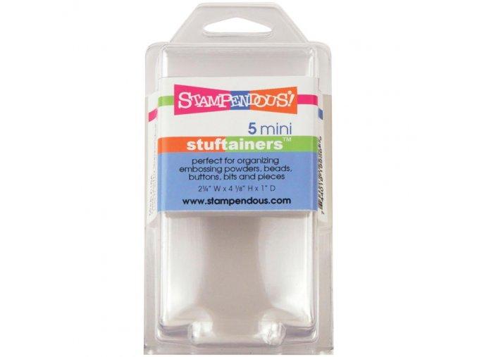 STAMPENDOUS - Stuftainers - MINI