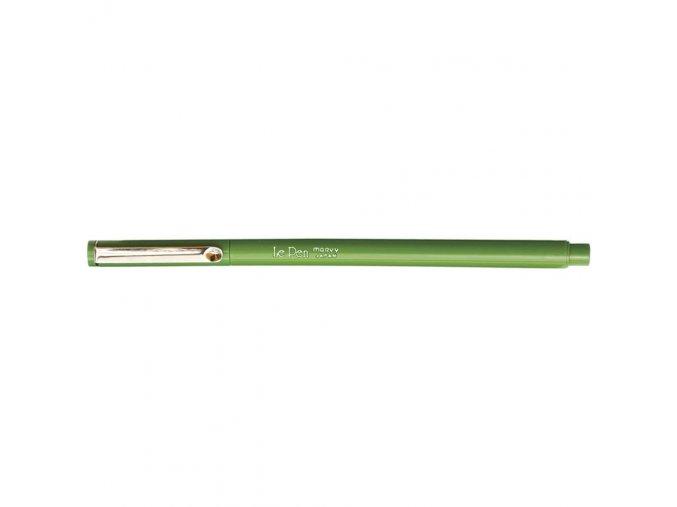 MARVY UCHIDA - LePen .03mm Point - OLIVE GREEN