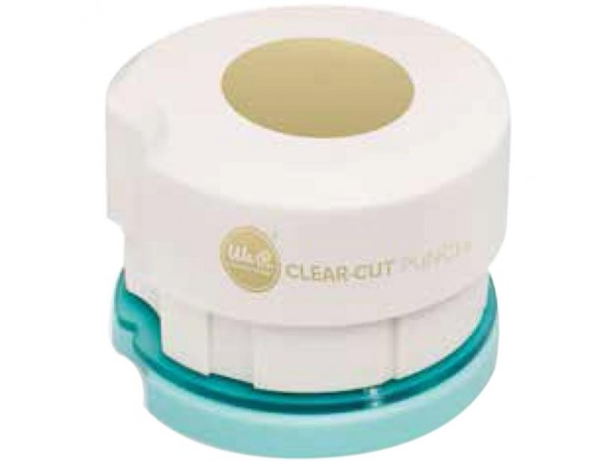 "WE R MEMORY KEEPERS - Clear Cut Punch 2"" - CIRCLE"