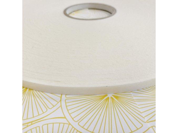 PĚNOVÁ oboustranná silně lepicí páska - 0.9 cm