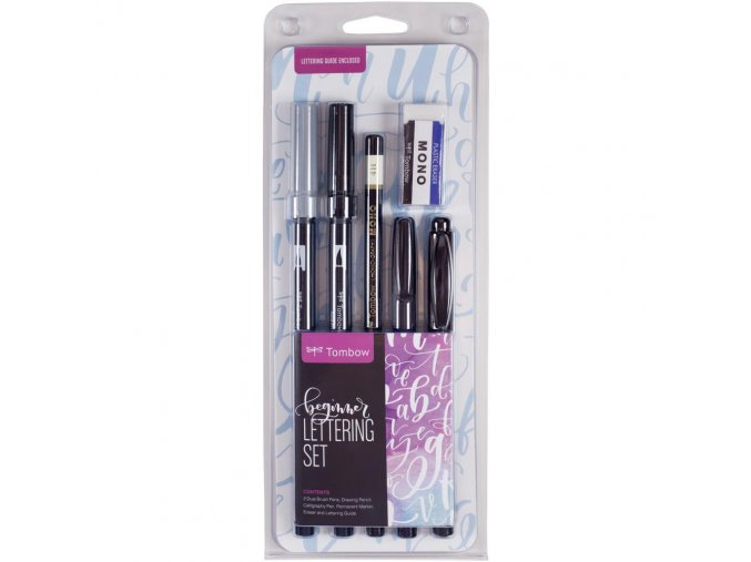 *** TOMBOW - Beginner Lettering Set