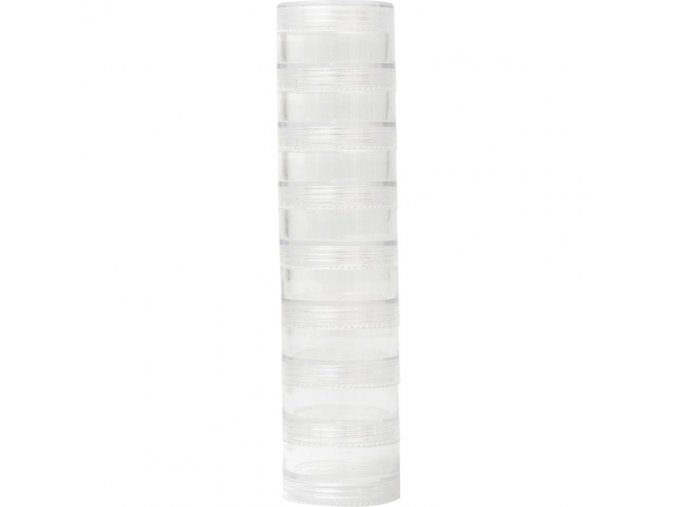 WE R MEMORY KEEPERS - Screw Stack Jars - SMALL