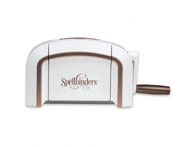 SPELLBINDERS - vyřezávací a embossovací strojek - Platinum 6.0
