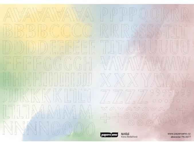Cyklo abeceda
