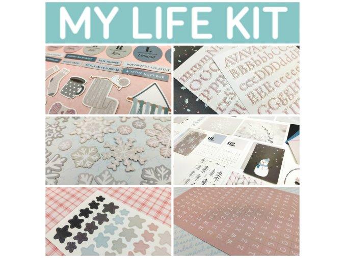 PicMonkey Collage my life kit CZ zimní pohádka leden 2019 banner