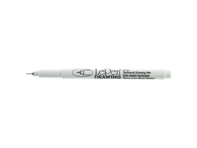 LePen DRAWING 0.05 mm Point - BLACK