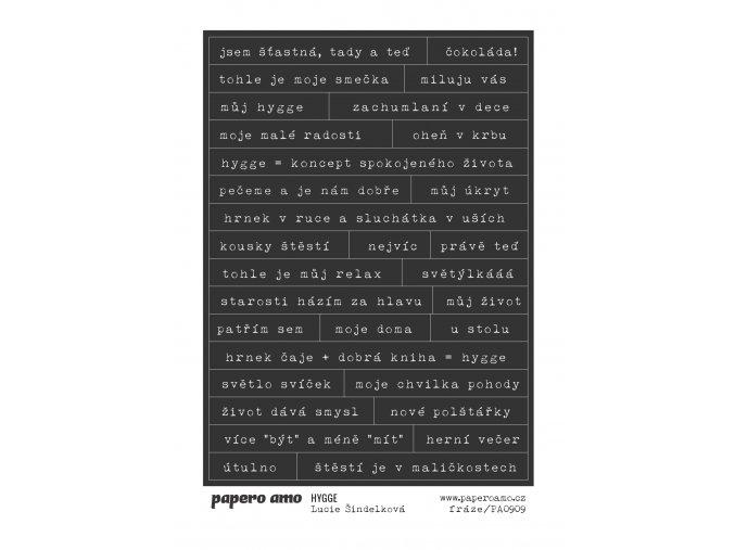 HYGGE samolepky papir 1