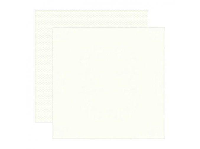 Strukturovaná čtvrtka COLOR VIBES - WARM WHITE