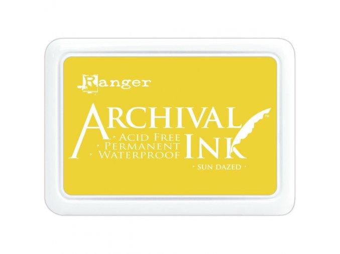 Razítkovací barva RANGER / Archival - SUN DAZED