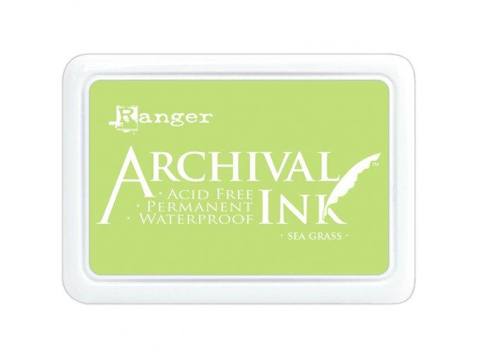 Razítkovací barva RANGER / Archival - SEA GRASS