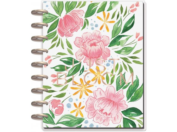 vyr 4325 diar 2020 2021 happy planner classic detailed florals