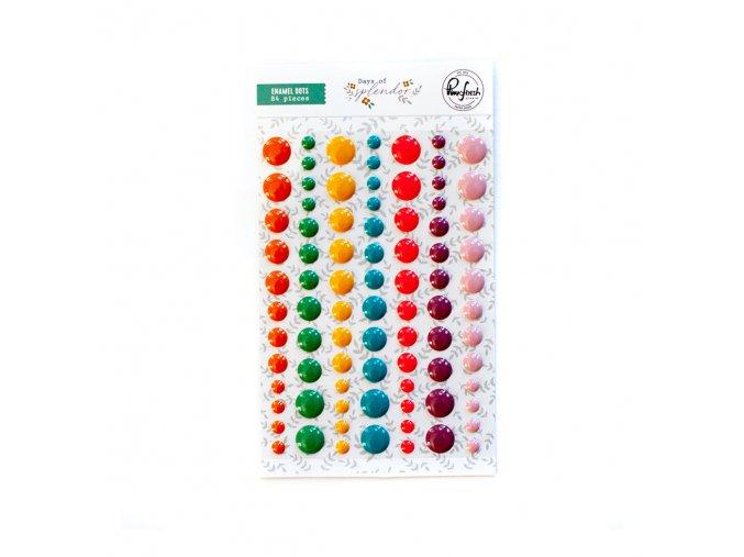 PFRC601220 Enamel Dots