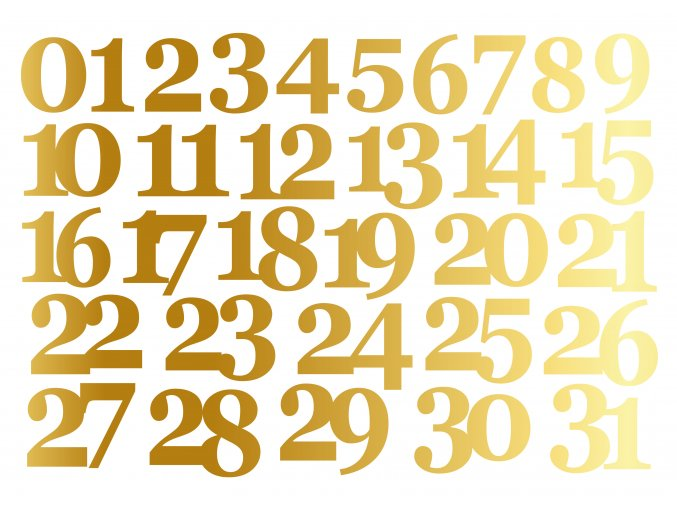 cisla velum 210x297 zlata