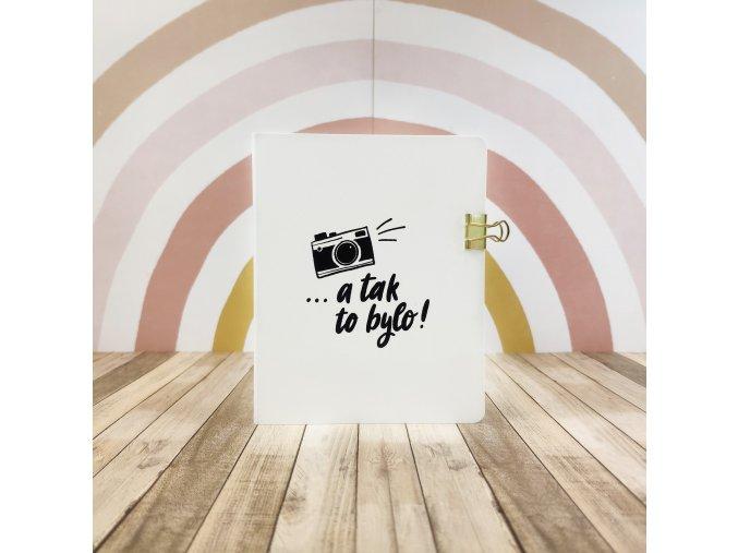 Album s kroužkem - A TAK TO BYLO / Bílé