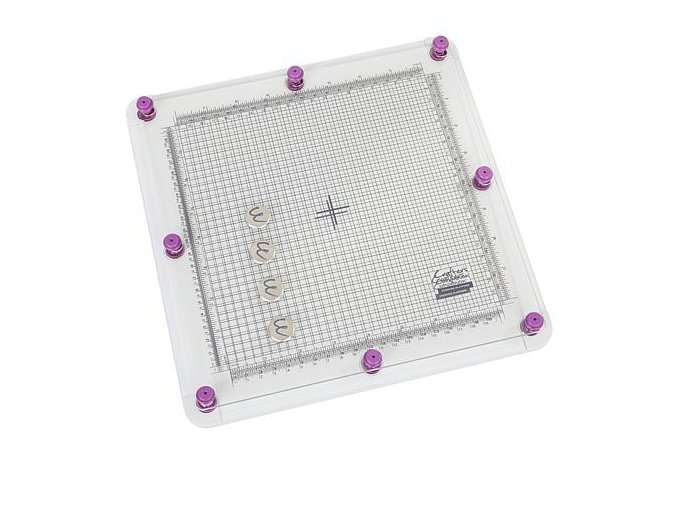 crafters companion 8 x 8 stamping platform and magnetic d 20200113084647653 695662
