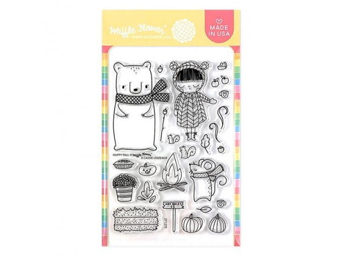 271275 Happy Fall Stamp set