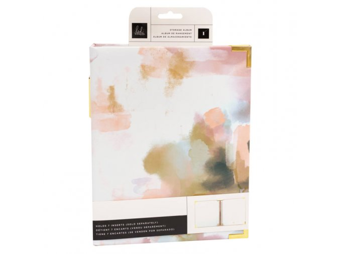 315660 HS Boutique 8x10PaperAlbum Desert Front