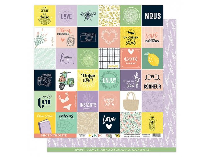 kit papiers imprimes dolce vita (11)