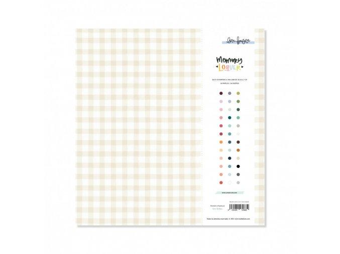 bloc de 24 papeles de 152203 cm wonderland