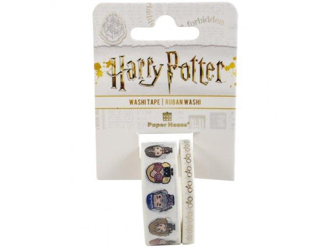 Sada washi pásek - HARRY POTTER / Postavičky